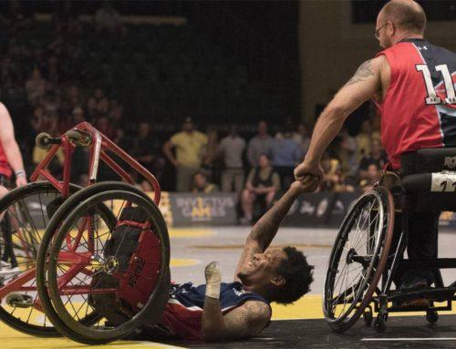 Sportsmanship, is it alive or dead?