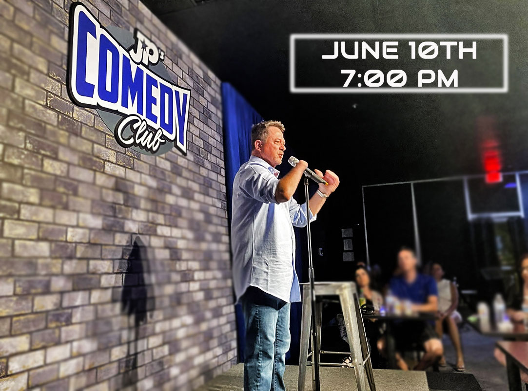 Mike Bolland Comedy June 10 20211